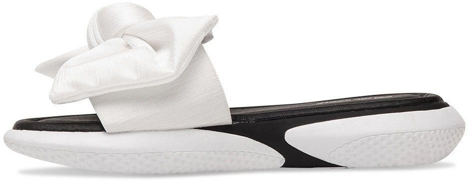 Klapki damskie Bello Star LC-709 Białe