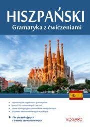 Hiszpański Gramatyka z ćwiczeniami ZAKŁADKA DO KSIĄŻEK GRATIS DO KAŻDEGO ZAMÓWIENIA