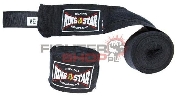 Bandaże bawełniane RING STAR 4,25 m Dragon