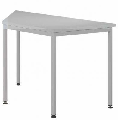 Biurko stół biurowy trapezowy STB 202 st 160x80cm