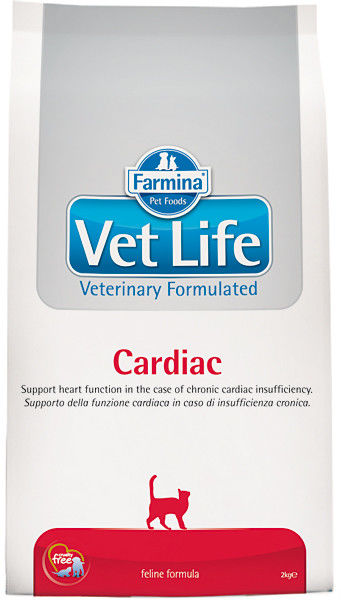 Farmina Vet Life Cardiac 400g Cat