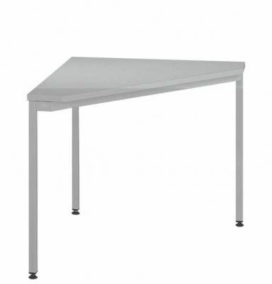 Biurko stół biurowy trójkątny STB 203 st 80x80cm MALOW
