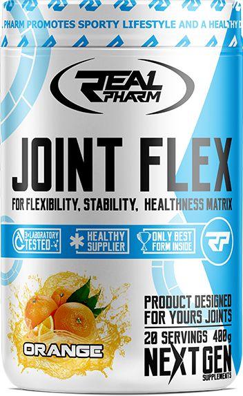 Real Pharm Joint Flex 400g STAWY ŚCIĘGNA CHRZĄSTKI