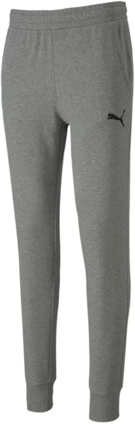 PUMA Męskie spodnie do biegania teamgoal 23 Casuals Pants szary szary (Medium Gray Heather) S