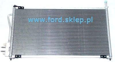 chłodnica klimatyzacji Focus Mk1 - Nissens