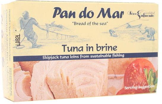 Tuńczyk w solance - Pan do mar - 120g