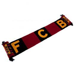 FC Barcelona - szalik pasiak