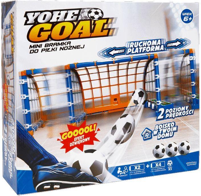 Zabawka Yoheha Mini bramka do piłki nożnej