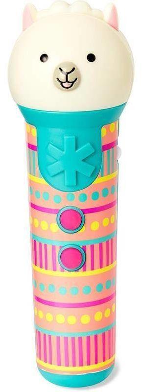 Mikrofon Zoo Lama 9H946110-Skip Hop, zabawki muzyczne