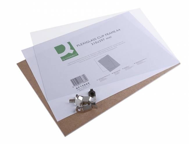 Antyrama pleksi 21 X 29,7 cm, format A4 - X06201