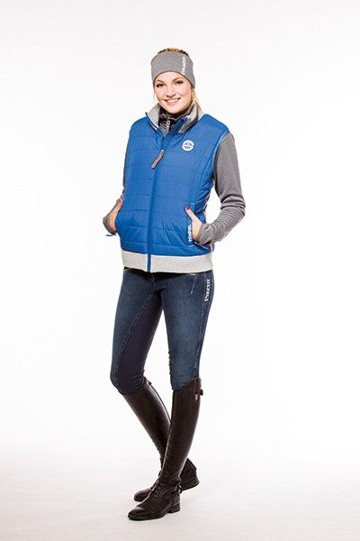 Kamizelka FRIDA ESKADRON Equestrian Fanatics - royalblue