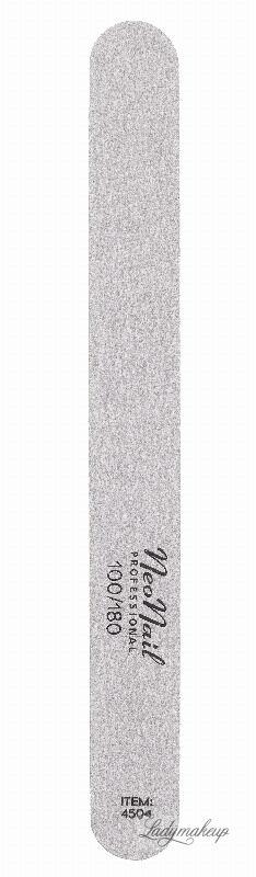 NeoNail - Pilnik do paznokci - 100/180 - ART. 4506