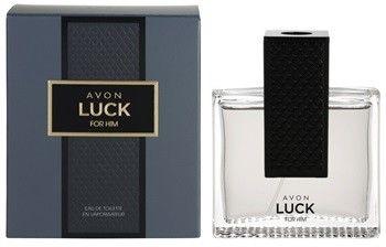 Avon Luck for Him woda toaletowa dla mężczyzn 75 ml