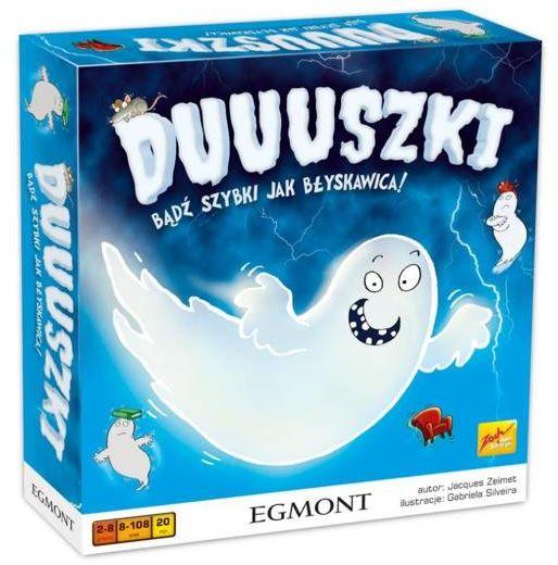 Gra - Duuszki - Jacques Zeimet