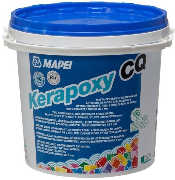Fuga Mapei Kerpoxy CQ 111 srebrna 3 kg