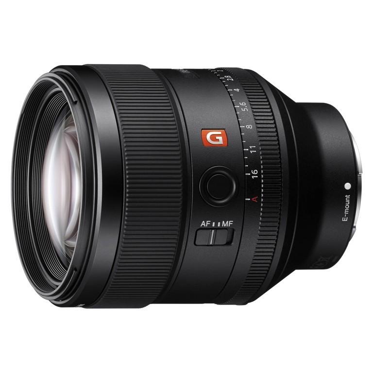 Obiektyw Sony FE 85mm f/1.4 GM (SEL85F14GM)