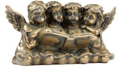 Figurka Cztery Aniołki Anioły