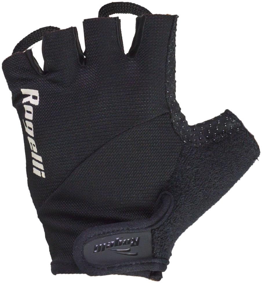 ROGELLI DUCOR rękawiczki rowerowe 006.027, czarne Rozmiar: M,ducor-006.027-black