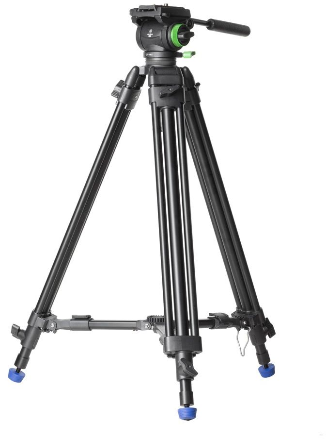 Zestaw Genesis Base CVT-10 kit - statyw z głowicą do filmowania