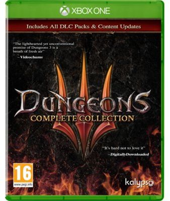 Gra Xbox One Dungeons 3 Complete Collection