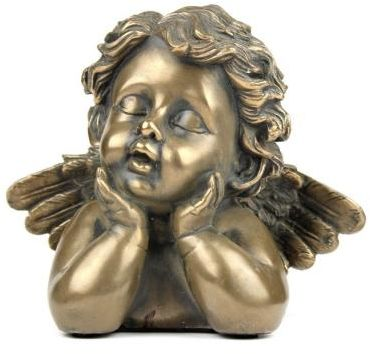 Figurka Anioł Aniołek Cherubinek 2