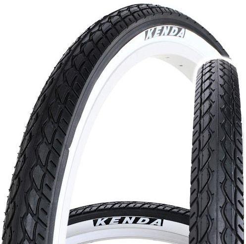 Opona 26 x 1,75 KENDA E-bike K924 biały bok