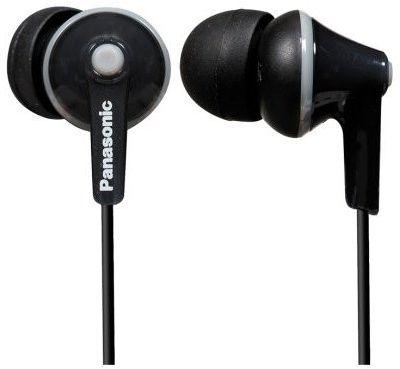 Słuchawki PANASONIC RP-HJE125E-K