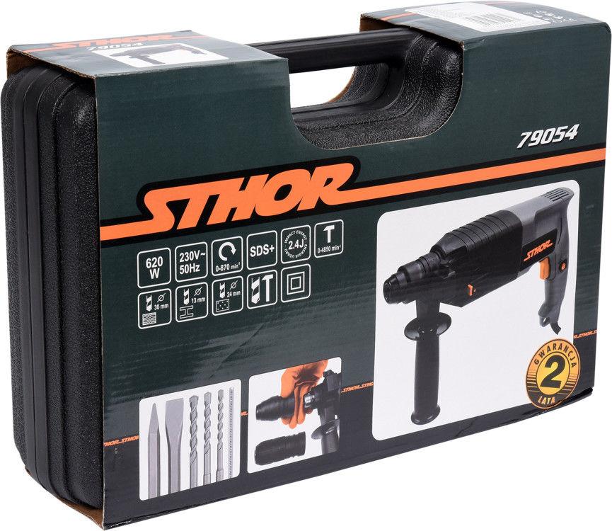Młotowiertarka Sthor SDS Plus 24 mm 620 W