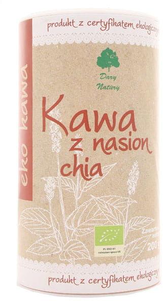 Kawa z nasion Chia BIO - Dary natury - 200g
