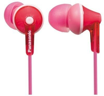 Słuchawki PANASONIC RP-HJE125E-P