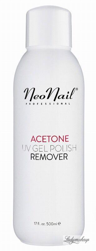NeoNail - UV GEL POLISH REMOVER - Zmywacz do lakieru hybrydowego - 500 ml - ART. 1048