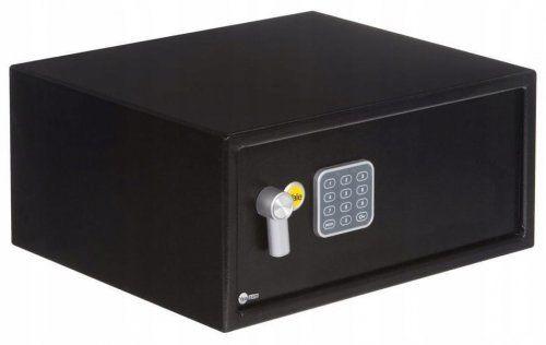 Sejf podstawowy YALE YLV/200/DB1 na laptop