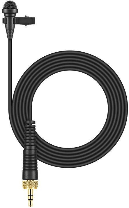 Sennheiser ME2 - mikrofon dookólny krawatowy, lavalier, gold jack 3.5mm