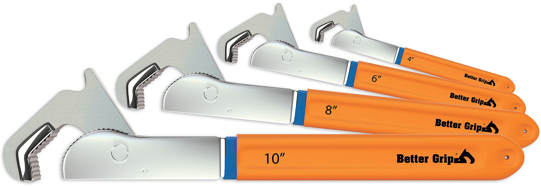 Zestaw kluczy uniwersalnych Better Grip