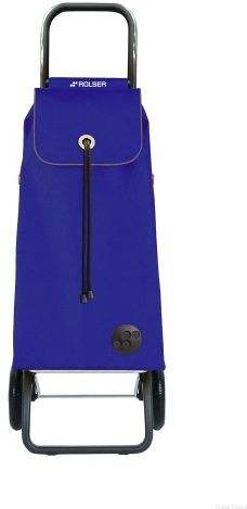 Wózek na zakupy Rolser I-MAX LOGIC RG MF Azul