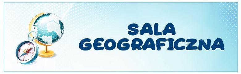 Naklejka na Drzwi Sala Geograficzna