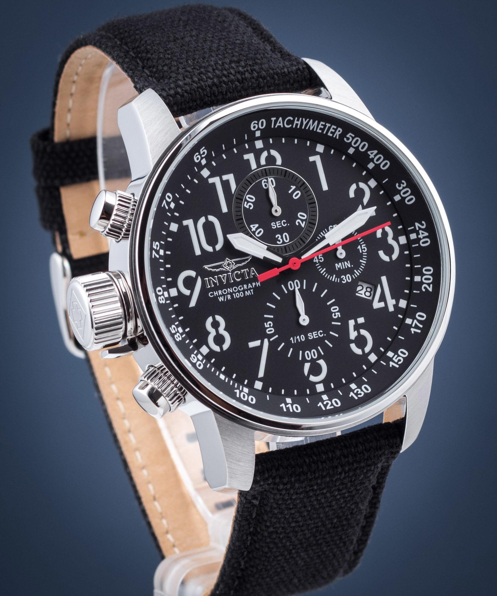 Zegarek męski Invicta I-Force Chronograph