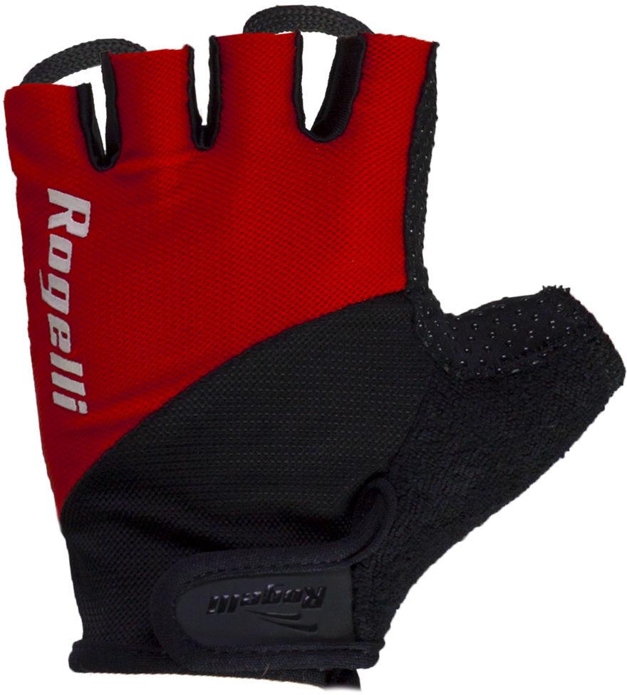 ROGELLI DUCOR rękawiczki rowerowe 006.029, czerwone Rozmiar: L,ducor-006.029-red