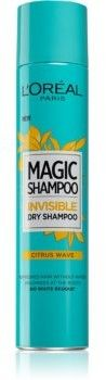 LOréal Paris Magic Shampoo Citrus Wave suchy szampon 200 ml