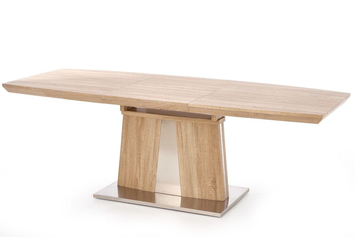 Stół rozkładany Rafaello dąb sonoma (160-220 cm) Halmar