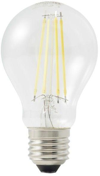 Żarówka LED Diall A60 E27 6,5 W 806 lm przezroczysta barwa neutralna