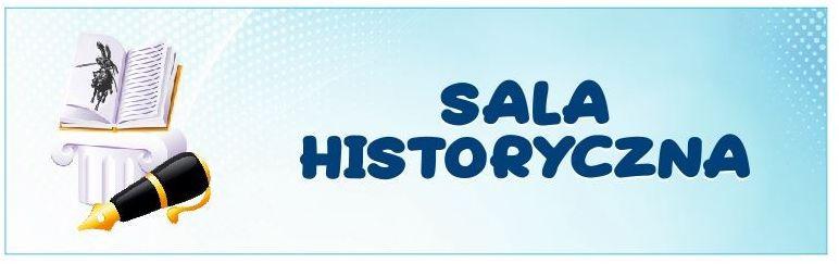 Naklejka na Drzwi Sala Historyczna