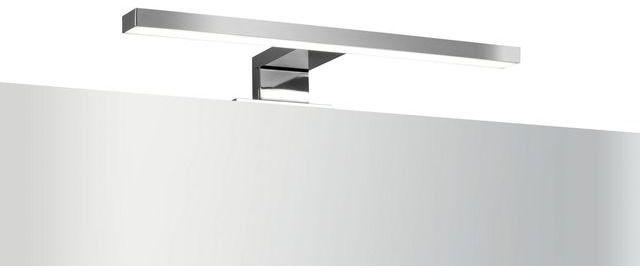 MIRROR LED 9340 CHROM KINKIET