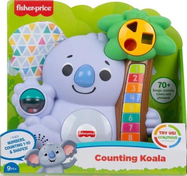 Fisher Price Linkimals Interaktywny Koala PL