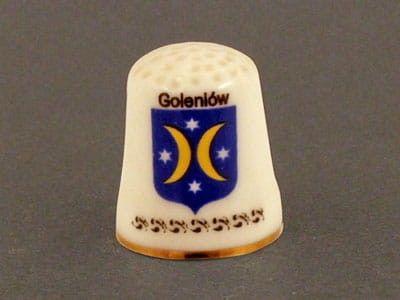 Naparstek ceramiczny - Goleniów