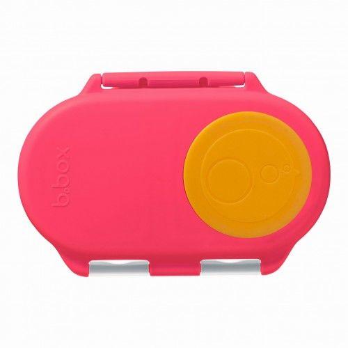 Snackbox pojemnik na przekąski Strawberry Shake b.box