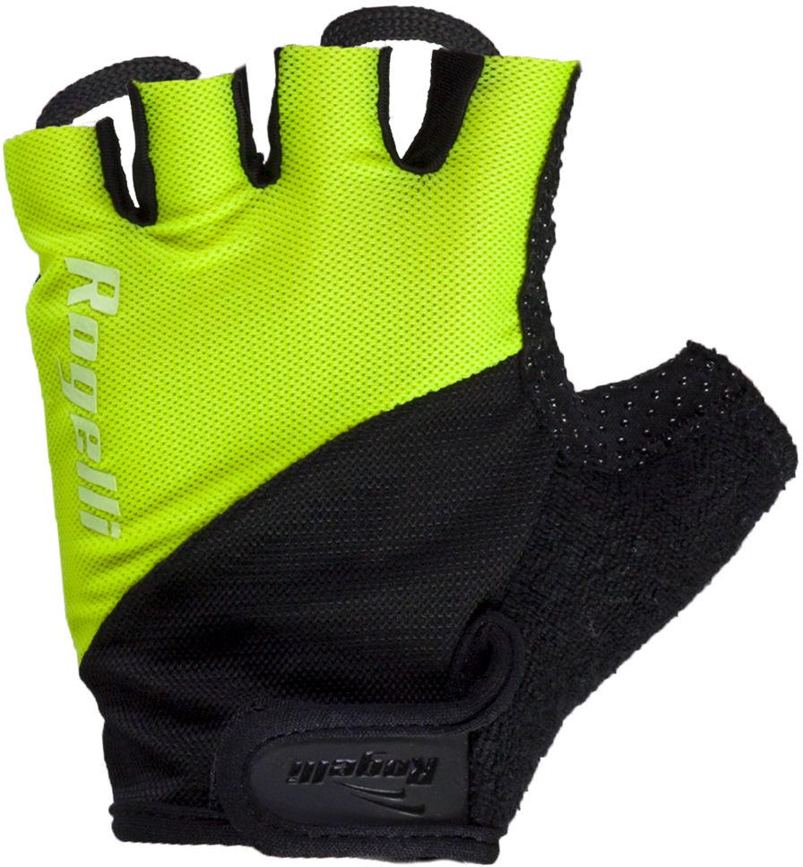 ROGELLI DUCOR rękawiczki rowerowe 006.030, fluorowe Rozmiar: M,ducor-006.030-flup