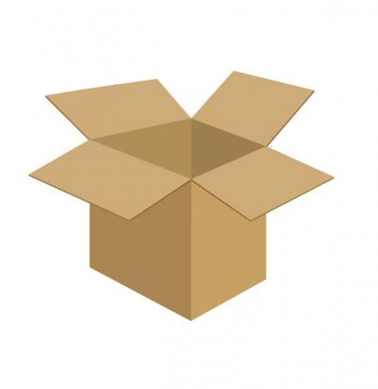Karton klapowy tekt 3 - 360 x 230 x 300 410g/m2 fala C