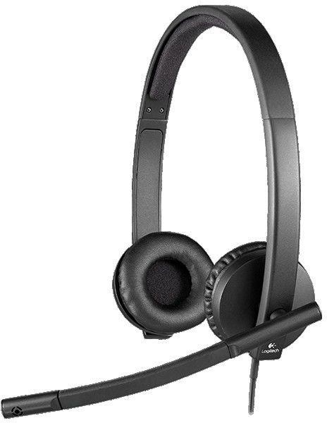 Logitech H570e przewodowy zestaw słuchawkowy