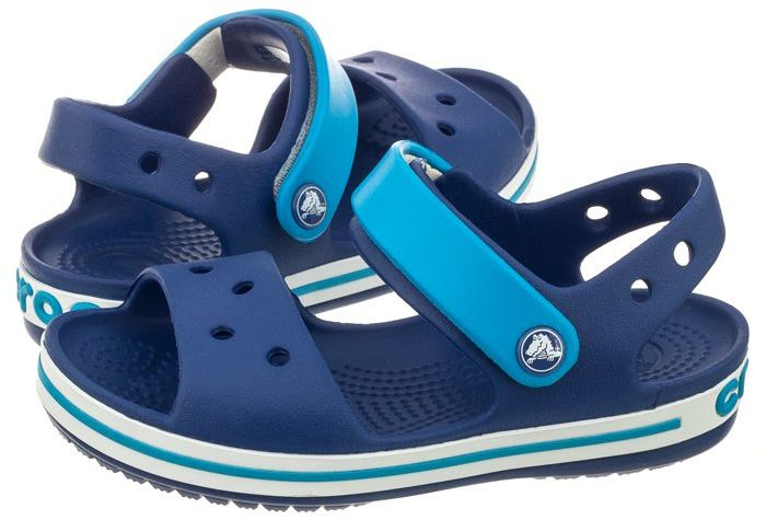 Sandałki Crocs Crocband Sandal Kids Blue/Ocean 12856-4BX (CR39-l)